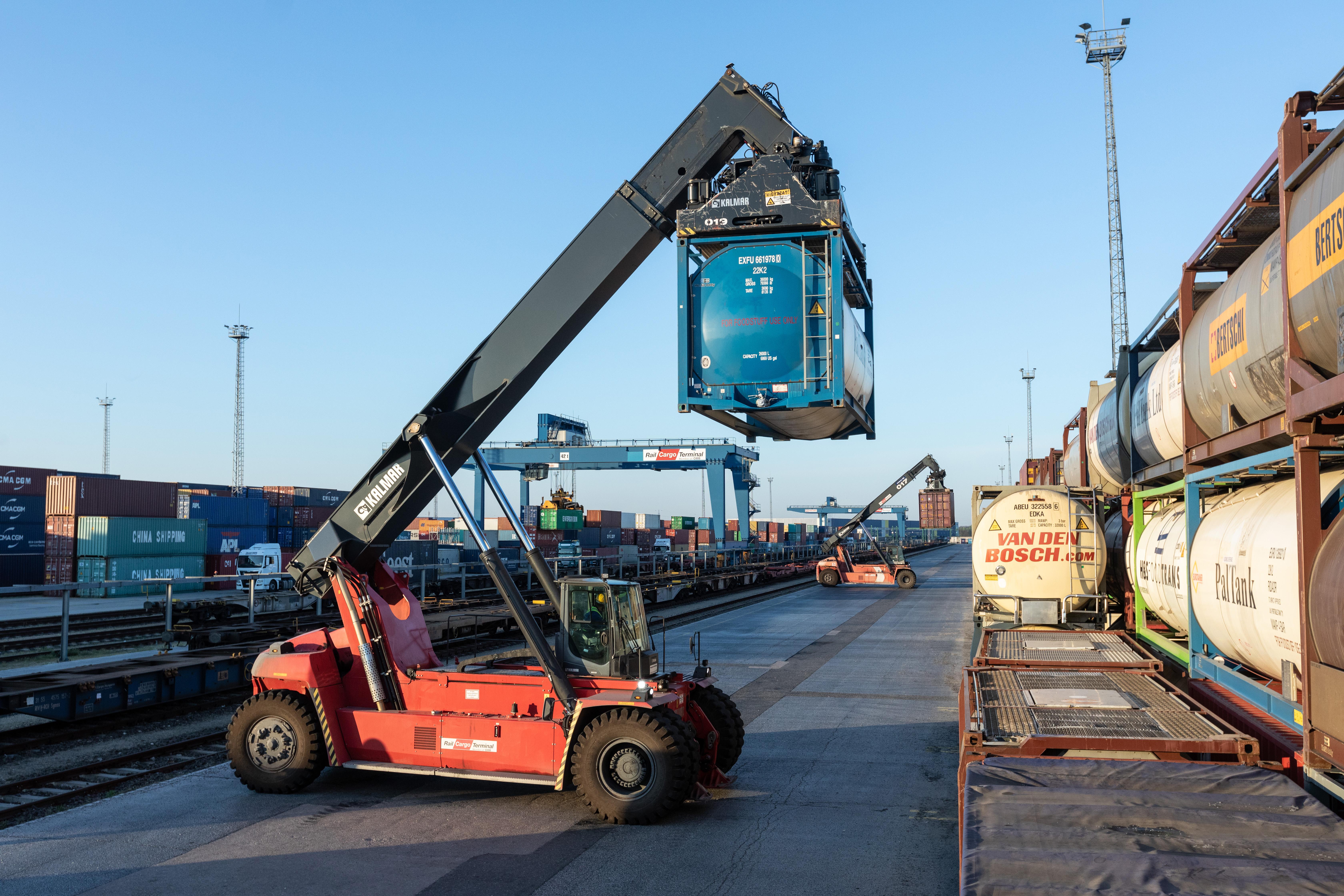 Rail Cargo Hungaria Zrt.